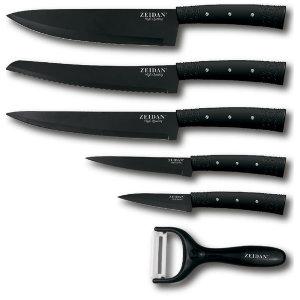 Набор ножей ZEIDAN