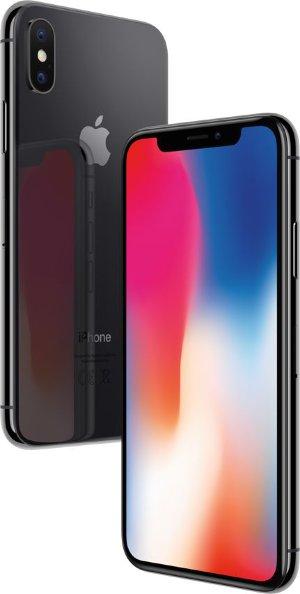 Смартфон Apple iPhone X 256GB Цвет корпуса- на Ваш выбор! Диапазоны GSM850, 900, 1800, 1900 ИнтернетGPRS, EDGE, 3G, 4G Диагональ (дюйм)5.8 Разрешение (пикс)2436x1125 Встроенная память (Гб)256 Фотокамера (Мп)12 + 12 (двойная) Количество ядер6 Оперативная память (Мб)3072 Поддержка карт памятинет Операционная системаiOS 11 SIM-картаnano-SIM Аккумулятор (мАч)2716 Время разговора (ч)21 Вес (г)174